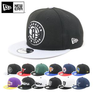 ニューエラ キャップ スナップバック 9FIFTY NBA ブルックリン ネッツ NEW ERA