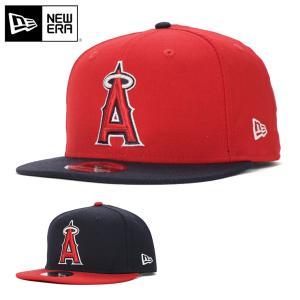 ニューエラ キャップ 帽子 スナップバック 9FIFTY TEAM COLOR MLB ロサンゼルス...