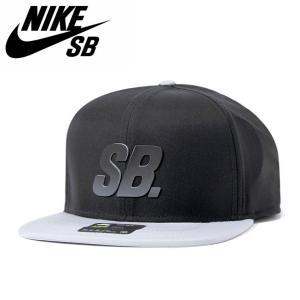 ナイキ キャップ 帽子 NIKE SB ブラック...