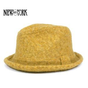 帽子 ニューヨークハット ハット 当店別注 ニット レキシー ゴールドファズ 返品交換対象外