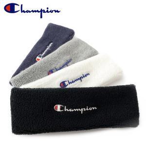 【ゆうパケット送料無料】Champion チャンピオン ヘアバンド ヘッドバンド ブラック ホワイト グレー 帽子 メンズ レディース ストリート