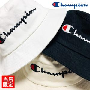 チャンピオン バケットハット Champion ゆうパケット送料無料 帽子 バケハ 別注 キャップ メンズ レディース|capsule091