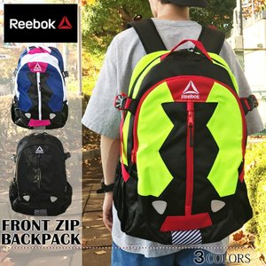 Reebok/リーボック  リュック/バックパック  【カラー】 YELLOW、BLUE、BLACK...