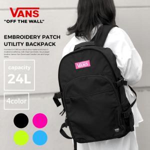 VANS/バンズ リュック  カラー:RED、BLACK、PINK、LIME、BLUE サイズ:ワン...