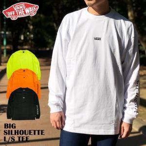 VANS バンズ ロンT  Tシャツ 長袖 ゆうパケット送料無料 OFF THE WALL  T-Shirt ロングスリーブ ブランド ロゴ ビッグ VA19FW-MT04|capsule091