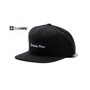 サブサエティ スナップバック キャップ クルー Subciety SNAP BACK CAP-crew-野球帽|captain79