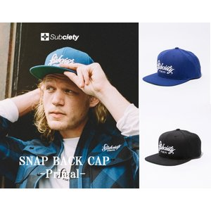 サブサエティ スナップ バックCAP Subciety SNAP BACK CAP-Primal-|captain79