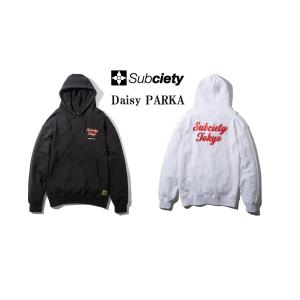 サブサエティ デイジーパーカー Subciety Daisy PARKA|captain79