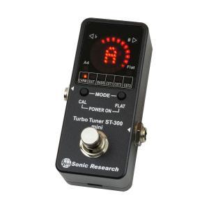 Sonic Research Turbo Tuner ST-300 mini captone