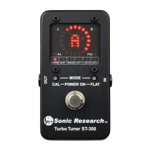 Sonic Research Turbo Tuner ST-300|captone
