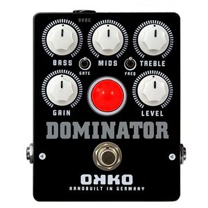 OKKO DOMINATOR MK2 BLACK ディストーション captone