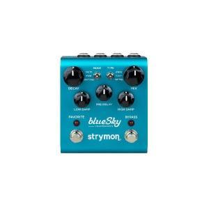 strymon blueSky リバーブ|captone