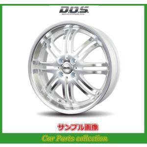 15インチ 5.0J 4H P.C.D:100 INSET:45 バドックス(BADX) ディーオーエス ディープハーデス カラー:パールホワイトポリッシュ (2本セット)|car-cpc