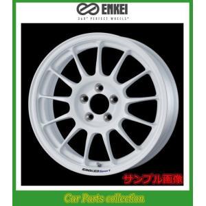 16インチ 7J 4H P.C.D:100 INSET:32 ハブ径:φ75 エンケイ(ENKEI)ホイール エンケイスポーツ RC-T5 White(2本セット) car-cpc