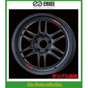 18インチ 9.5J 5H P.C.D:114.3 INSET:15 ハブ径:φ73 エンケイ(ENKEI)ホイール レーシング RPF1 カラー:Matte Black 2本セット|car-cpc