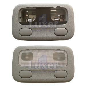 スカイラインGTR BNR32/BCNR33 ルクサーワン(Luxer1)LEDルームランプ フロントマップ/左右セット FS-N207W(ホワイト)|car-cpc