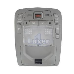 クラウン アスリート/ロイヤル/ハイブリッド GRS21#/AWS21# ルクサーワン(Luxer1)LEDルームランプ フロント&フロントマップセット RM-T050W(ホワイト)|car-cpc