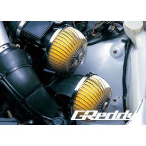 フェアレディZ Z33 (02.07〜07.01) VQ35DE NS-M029B(12521029) トラストGreddy エアクリーナー エアインクスBtype|car-cpc