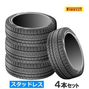 (2017年製)(4本特価) 165/55R14 ピレリ アイスアシンメトリコ 14インチ スタッドレスタイヤ 4本セット 送料無料 正規品|car-mania