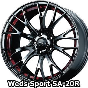 WEDS SPORT SA-20R 18inch 7.5J エスエーニーマルアール PCD:100 ウェッズスポーツ カラー:RLC 穴数:5H