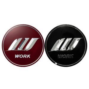 【ホイールキャップ】 ワーク ジスタンス センターキャップ  ■ワークジスタンスW10M対応 ■新品1個・正規品 【WORK】|car-mania