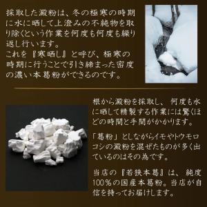 若狭本葛 5kg 国産無農薬|car-media|05