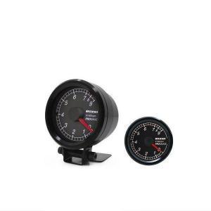 PIVOT ピボット PT5-W タコメーター ポンヅケ・チビタコ PROGAUGE φ52(白照明) car-parts-shop-mm