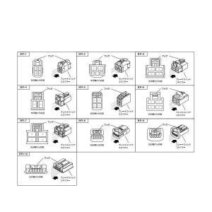 PIVOT ピボット 3-drive・AC ブレーキハーネス car-parts-shop-mm