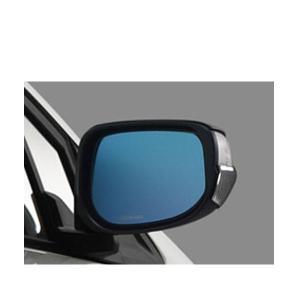 無限 MUGEN 76200-XLQB-K0S0 INSIGHT Hydrophilic Mirror インサイト ブルーミラー car-parts-shop-mm