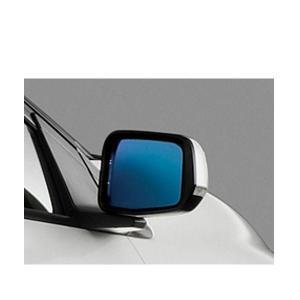 無限 MUGEN 76200-XLT-K0S0 CR-Z Hydrophilic Mirror ブルーミラー car-parts-shop-mm