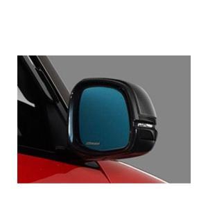 無限 MUGEN 76200-XMG-K0S0 N-ONE Hydrophilic Mirror ブルーミラー car-parts-shop-mm