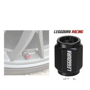 KYO-EI 協永 CKIVK レデューラレーシング・バルブキャップ ブラック(エアバルブキャップ)4個セット|car-parts-shop-mm
