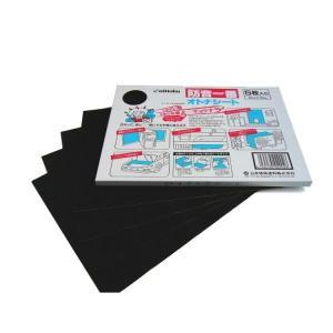 日本特殊塗料 nittoku 防音一番 オトナシート 30cm×40cm 5枚入り 防音・制振シート イーディケル M-3500|car-parts-shop-mm