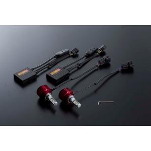 VALENTI ヴァレンティ LDJ48-PSX26-67 ジュエルLEDフォグバルブ デラックス3800シリーズ 6700K PSX26W ホワイト