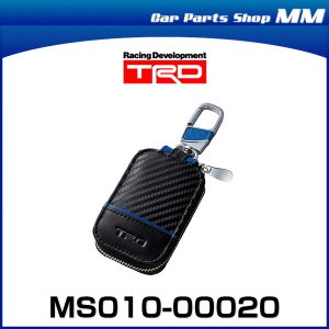 TRD MS010-00020 カーボン調スマートキーケース グッズ|car-parts-shop-mm