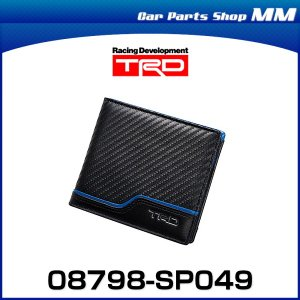 TRD 08798-SP049 カーボン財布 グッズ|car-parts-shop-mm