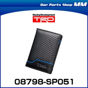 TRD 08798-SP051 カーボン名刺入れ グッズ|car-parts-shop-mm