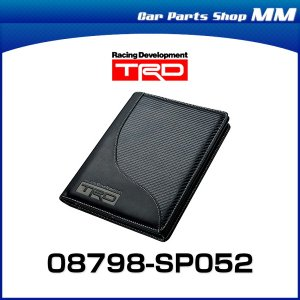 TRD 08798-SP052 車検証ケース 車検証入れ グッズ|car-parts-shop-mm