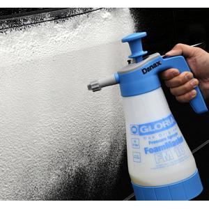 GLORIA グロリア FM10 フォームマスター 業務用蓄圧式泡洗浄器 日本クランツレ 洗車道具 Foam Master|car-parts-shop-mm