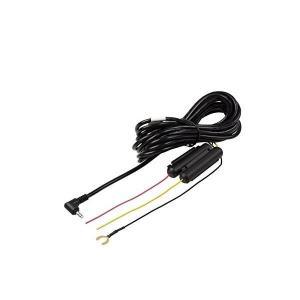 対応ドライブレコーダーの駐車監視機能を使用する際に必要なコードです。 また車両から直接電源を接続する...
