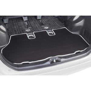 【当店在庫品/即納】 トヨタ ノア・ヴォクシー 7人乗り/8人乗り 兼用(型式:ZRR80W/85W ZRR80G/85G 年式:H26.1〜 )専用 防水 ネオラゲッジマット ブラック|car-pro