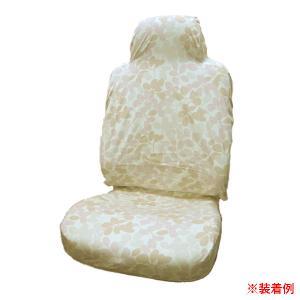 ●レザーとは異なるソフトな質感のファブリック素材( 布製 )シートカバー ●肌触りの良い、綿素材のカ...