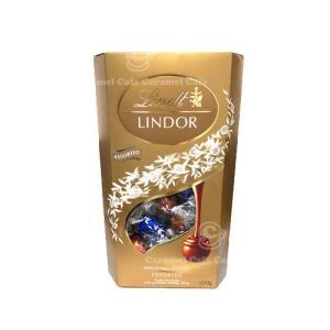 リンツ リンドールトリュフアソート50粒 ホワイトチョコレートが絶品とろけるおいしさ 輸入食材 輸入食品 あすつく