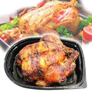コストコデリ 丸鶏 ロティサリーチキン 鳥の丸焼き クリスマスまでのお届けは締め切りました。