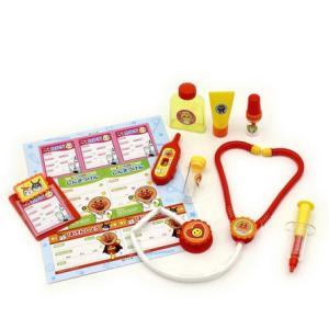 アンパンマン あんぱんまん ごっこ遊び おもちゃ 知育玩具 それいけアンパンマン お医者さんごっこ ...
