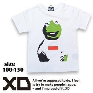 XD エックスディー Frog T 100-150  (CONVEX) 18ss 【ネコポスOK・ゆうパケットOK】|caramelmama