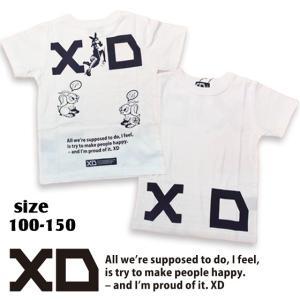 XD エックスディー Pinup girl T 100-150  (CONVEX) 18ss 【ネコポスOK・ゆうパケットOK】|caramelmama