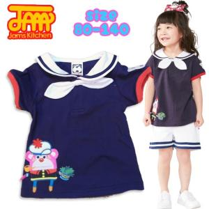 JAM ジャム セーラーマンTシャツ 80-140 18ss|caramelmama