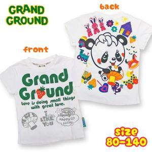 Grand Ground グラグラ キノコハッピィ〜T 80...