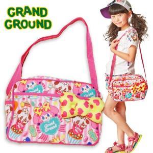 Grand Ground グラグラムゥ〜 パステルスイーツショルダーバッグ 18ss|caramelmama